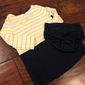 Gap -- Toddler Girls Dress, sz 12-18m